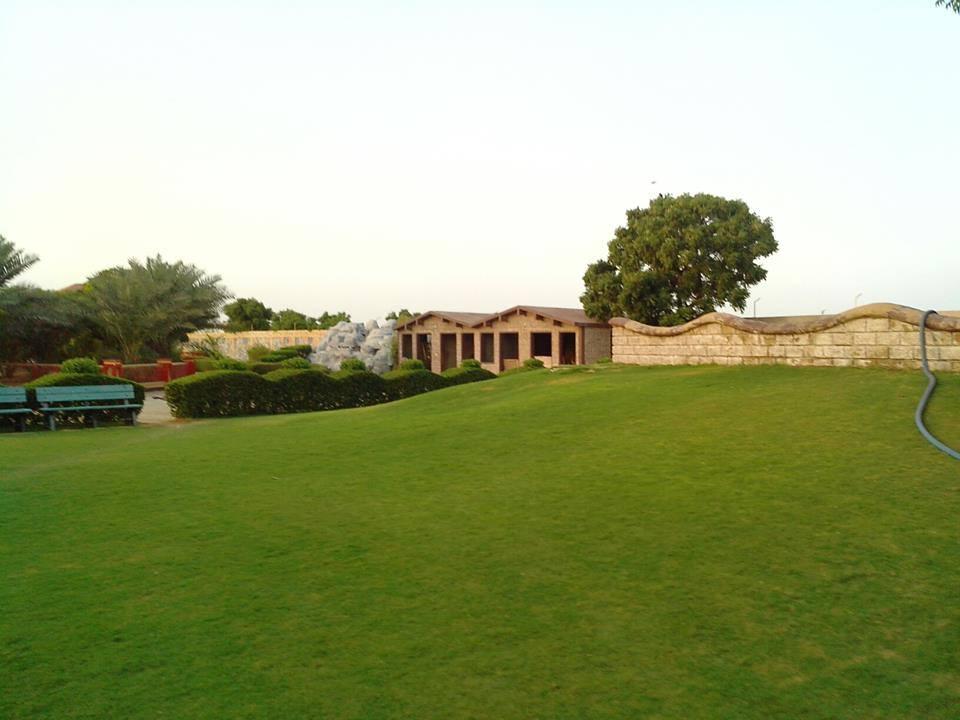 Lush Green Lawn Rani Empire