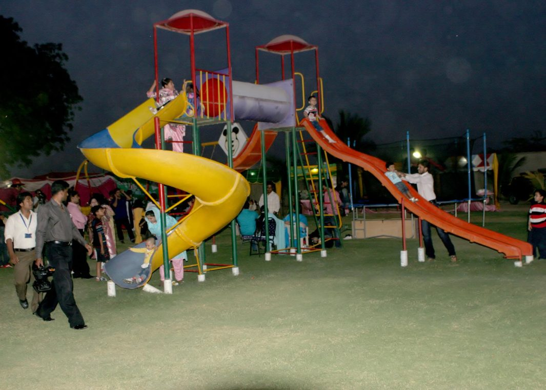 Rani Empire Kids Area